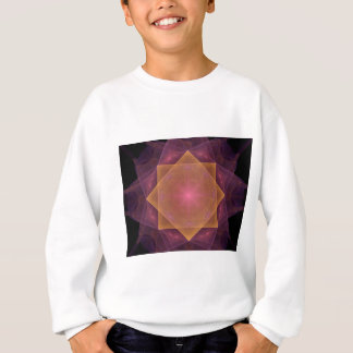 Rose of wind sweatshirt