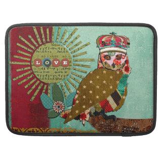Rose Owl Sunshine Love Macbook Sleeve MacBook Pro Sleeves