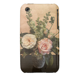 Rose Painting Blackberry Case