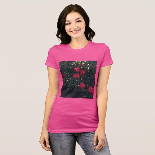 Rose Pattern Shirt