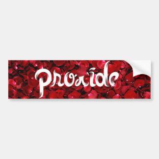 Rose Pedal Sticker
