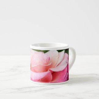 Rose Petals Espresso Cup