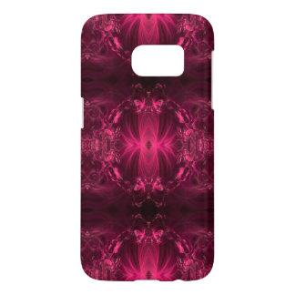 Rose Pink Ribbons Samsung Galaxy S7 Case