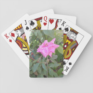 ROSE PLAYING CARDS
