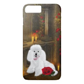 Rose Poodle - iPhone 7 Plus Case