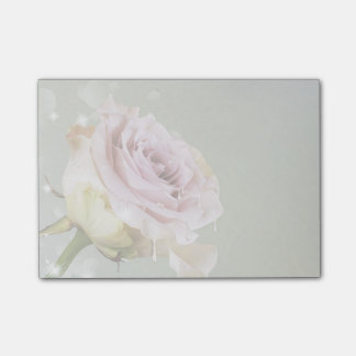 Rose Post-it Notes