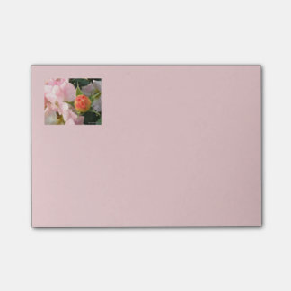 Rose Post It Notes