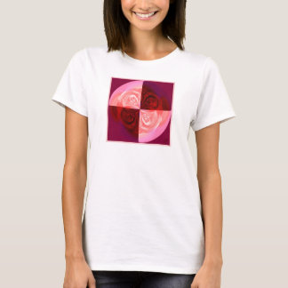 Rose Quarter T-Shirt