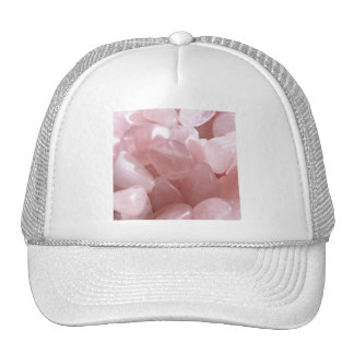 Rose Quarts spiritual pink love crystal Trucker Hat