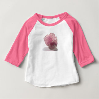 Rose Quartz Bliss Travelers Baby T-Shirt