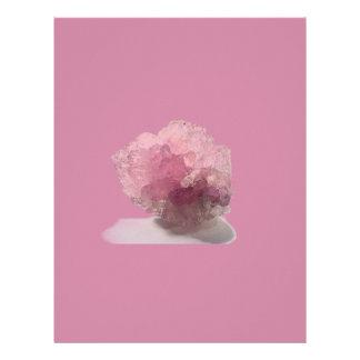 Rose Quartz Bliss Travelers Letterhead