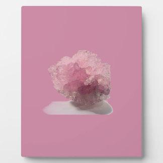 Rose Quartz Bliss Travelers Plaque