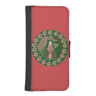 Rose Quartz Faerie iPhone 5 Wallet