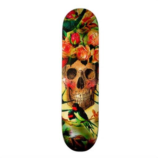 Rose Queen Skateboard Deck