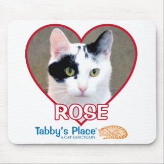 Rose - Rectangular Mouse Pad