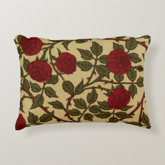 Rose Red Pillow