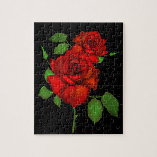 Rose Red Puzzle
