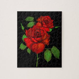 Rose Red Puzzle
