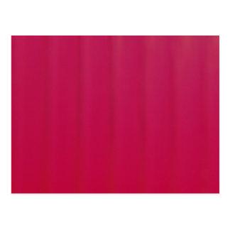 Rose Red Ridged Postcard