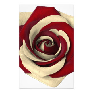 Rose Red Stationery