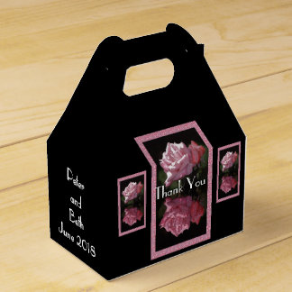 Rose Reflections gable box