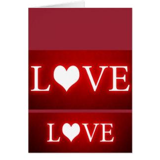 Rose romantic water color bridal love card