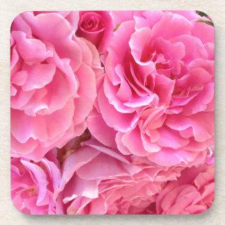 Rose Roses by Carolina Ramos Ferrer Coaster