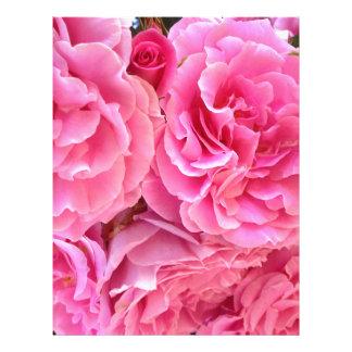 Rose Roses by Carolina Ramos Ferrer Letterhead
