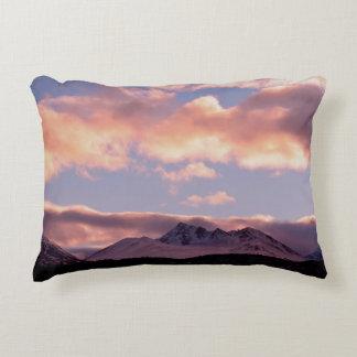 Rose Serenity Sunrise Accent Pillow