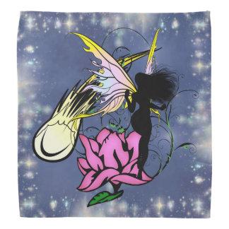 Rose Shadow Fairy Bandana