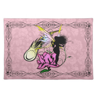Rose Shadow Fairy Placemat