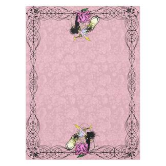 Rose Shadow Fairy Tablecloth