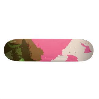 Rose Skate Board