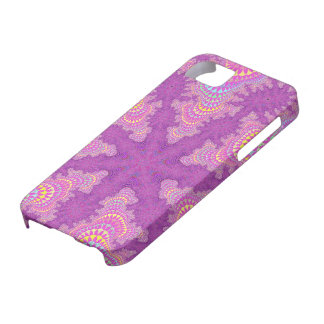 Rose Starburst iPhone 5 Case
