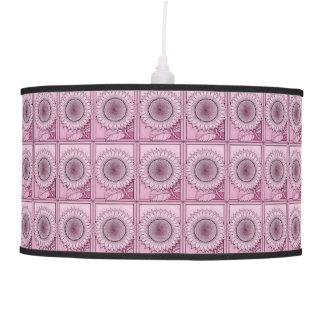 Rose Sunflower Pendant Lamp