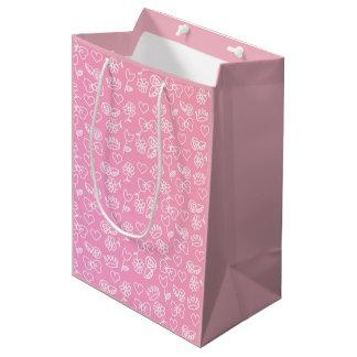 Rose Symbolic Gift Bag
