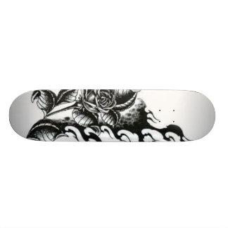 Rose-tattoo Skate Boards