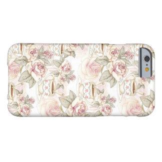 Rose&Tea phone case