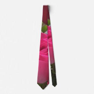 Rose tie