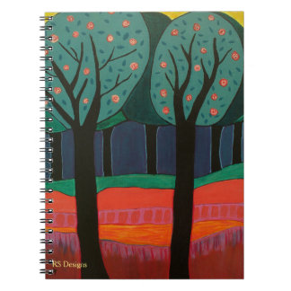 Rose Trees Notebook