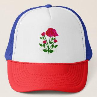 Rose Trucker Hat