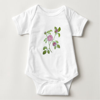 Rose Vine WC201711k Baby Bodysuit