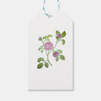 Rose Vine WC201711k Gift Tags