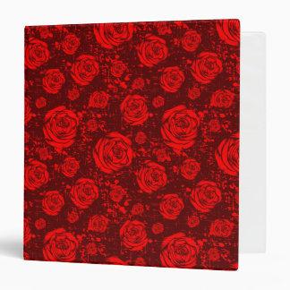 rose vinyl binders
