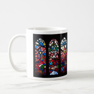 Rose Window Coffee Mug
