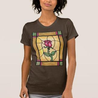Rose Window Dark Shirt