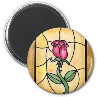 Rose Window Magnet
