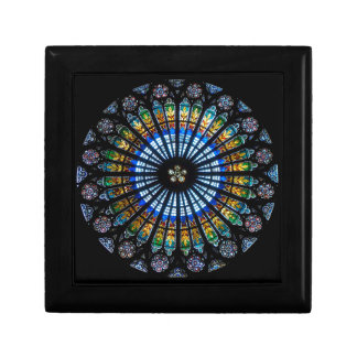 rose window strasbourg cathedral gift box