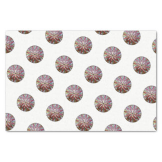 Rose Window Tissue Paper