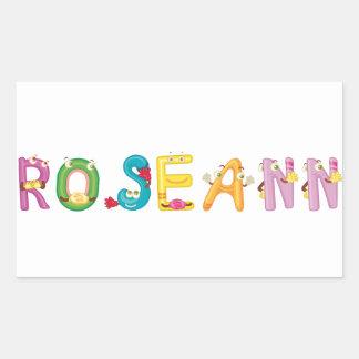 Roseann Sticker